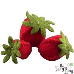 Felt Toy Fruit