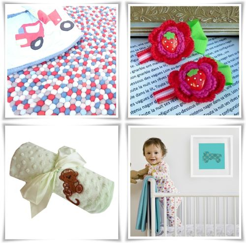 Fabulous Friday Finds on Handmade Kids