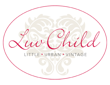 0035 LUV Child Logo Beige LR Clever People Challenge
