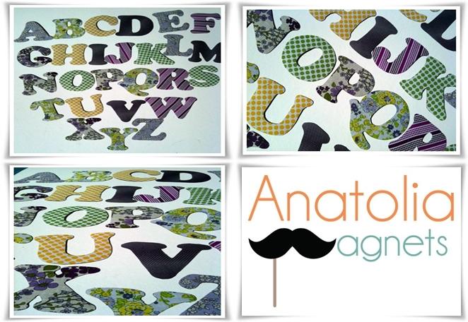 Anatolia magnets