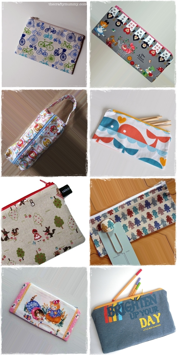 Back To School Pencil Case Round Up