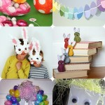 Make easter crafts