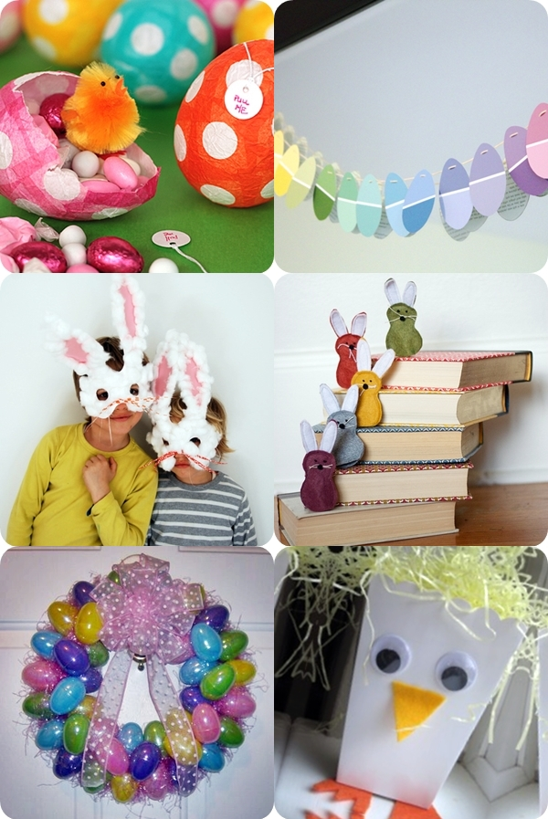 eastercrafts Make! Easter Crafts