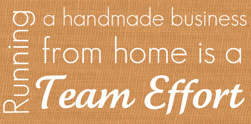 hmkguestpost Running a handmade business from home
