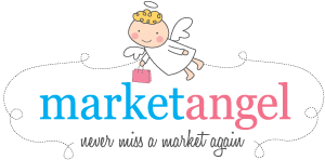 marketangel Handmade Markets this week.......