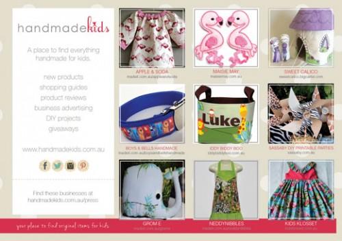 Handmade-Kids-in-Bespoke-magazine Winter issue 2014