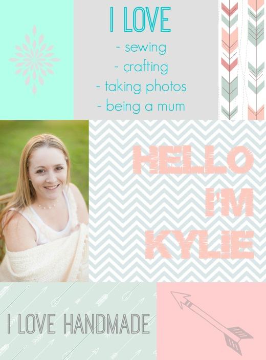 Kylie at Handmade Kids