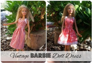 barbiedress1 300x204 Tutorials