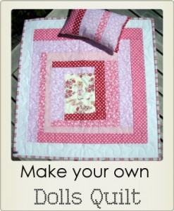 dollquilt 247x300 Tutorials
