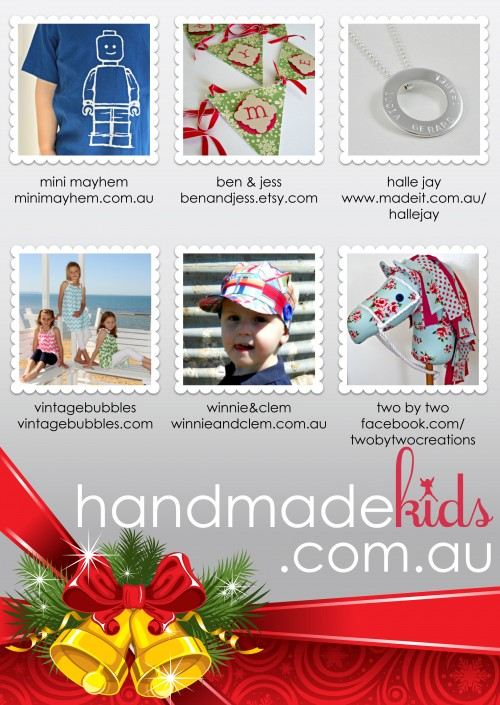 Handmade Kids feature- Meet me at Mikes 2012