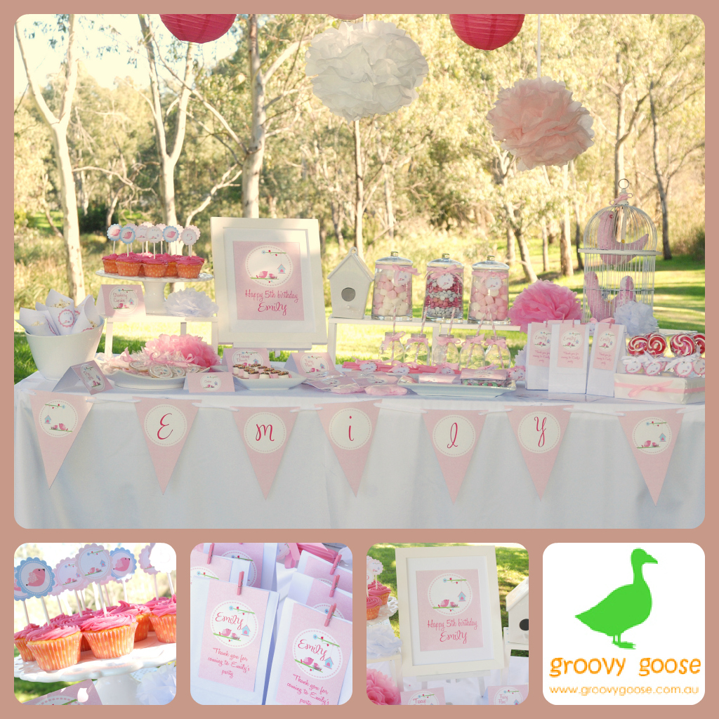 groovygoose Featured: Party Styling with Groovy Goose