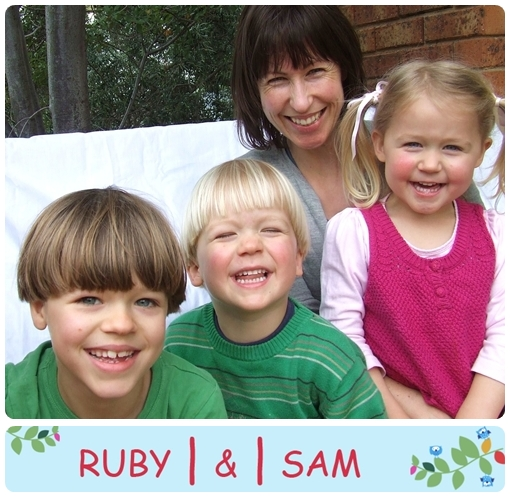 rubyandsam Meet the Maker ~ Ruby & Sam