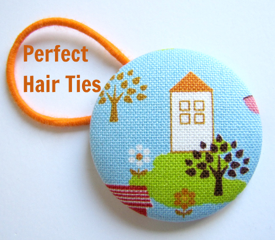 hairtieheader Make! Perfect Hair Ties