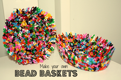 Make our own Bead Baskets