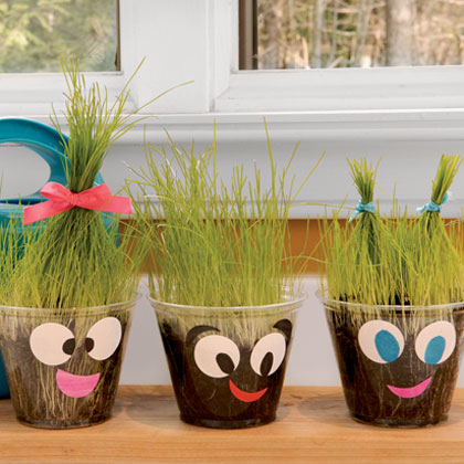 plant pals spring craft photo pinoftheweek Pin Of The Week
