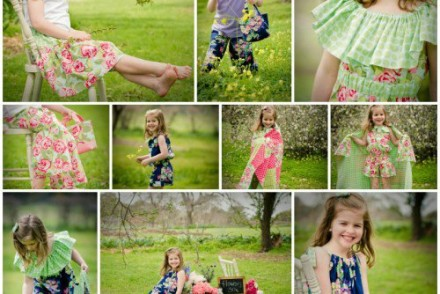 Missy Melly and Appleberry Kids Spring Range