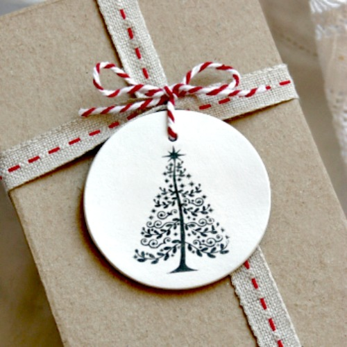 Personalized Handmade Christmas Gift Guide: Gift Guide: Christmas Wrapping