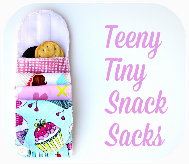 Jane of all Trades - Teeny Tiny Snack Sacks