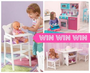 WIN a Kids-play-time-set