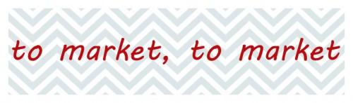 to market to market - The Handmade Expo