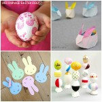Fun Easter Crafty Projects