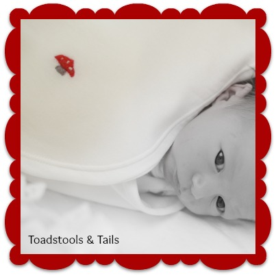 Toadstools & Tails