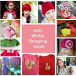 Girls Handmade Winter Shopping Guide