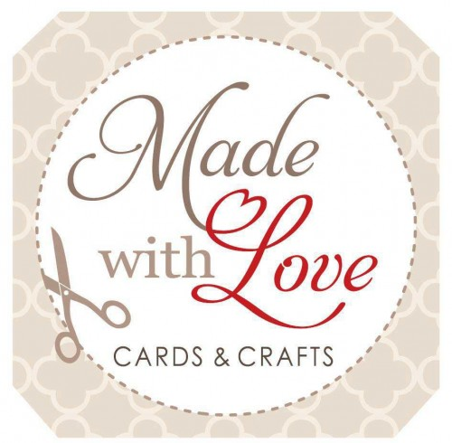 Logo cropped 500x490 Meet the Maker ~ Made with Love   Cards & Crafts