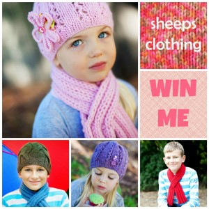 Sheeps Clothing ~ Giveaway