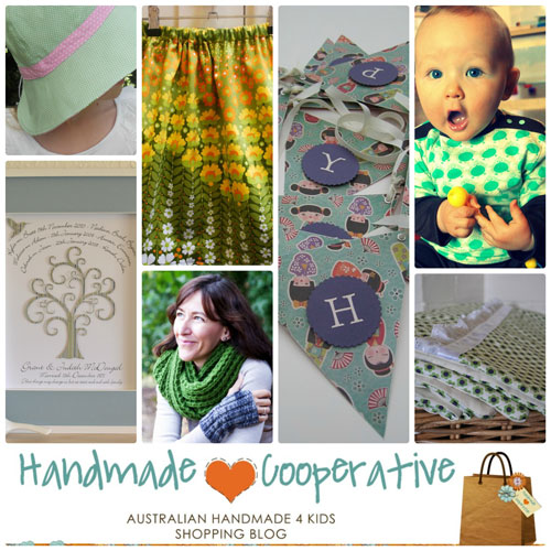 Handmade Cooperative 'Green' Shopping Guide