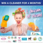 Win a Cleaner for 4 months