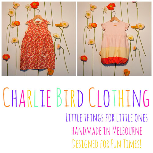 Charlie Bird Clothing  Charlie Bird Clothing