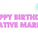 Creative Markets turns 1