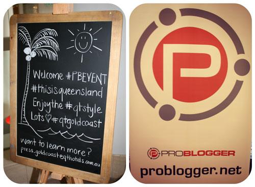 Problogger-2013 QT Hotel Gold Coast #qtgoldcoast