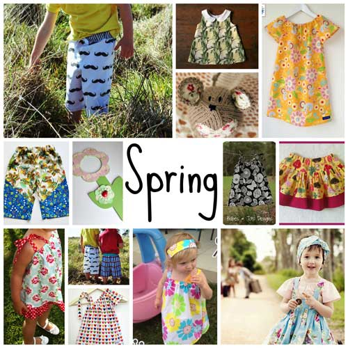 Spring Handmade Shopping Guide