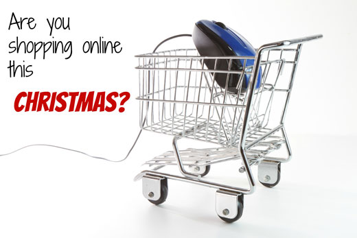 Are you shopping online thi How online shopping can help at Christmas time
