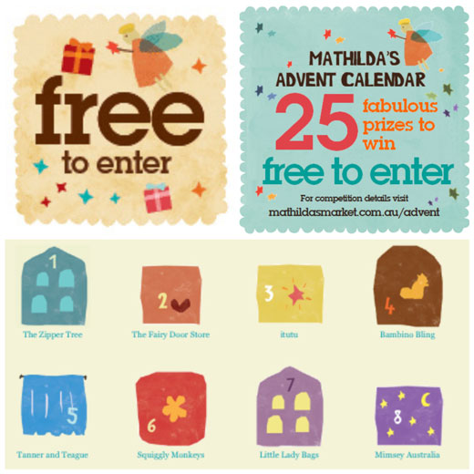 Mathilda's-Market Advent Calendar