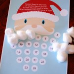 Santa's Beard Advent Calendar
