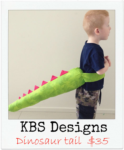 KBS Designs Dino Tail Let's go Christmas Shopping! Goodies for the boys.