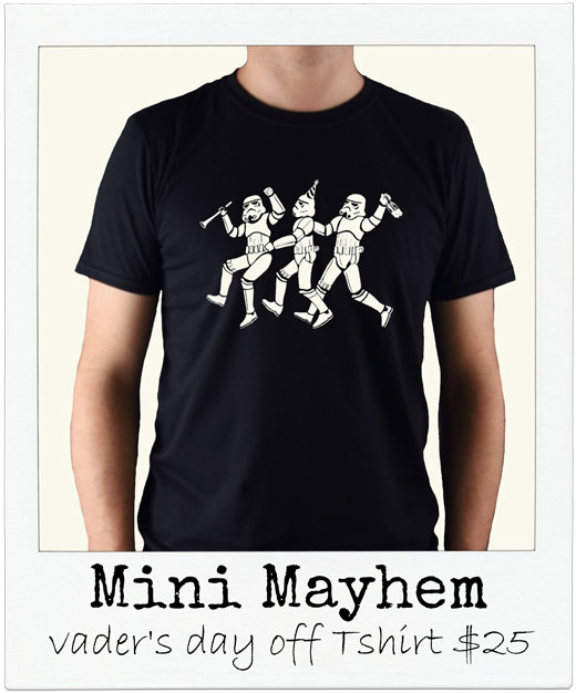 Mini Mayhem Lets go Christmas Shopping! Goodies for the Grown ups.