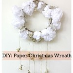 DIY--Paper-Christmas-Wreath