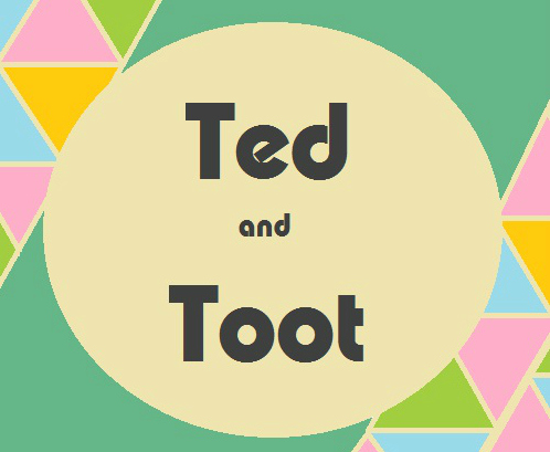 Ted and Toot Logo Win Stuff ~ Ted and Toot