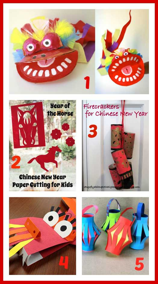 Chinese new year 2014 crafts images for New handmade craft ideas