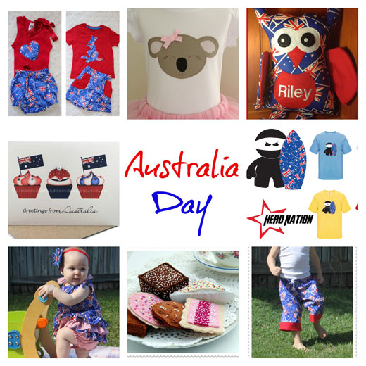 Handmade-goodies-for-Australia Day