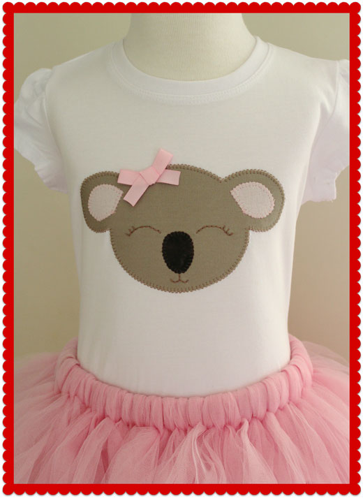 Molly-and-Mama Katie Koala tee