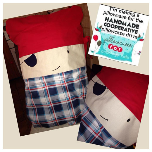 Pillowcase-Drive by The Handmade Cooperative