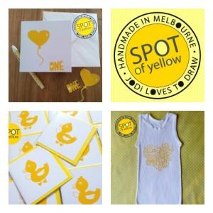 Meet the Maker -Spot of Yellow