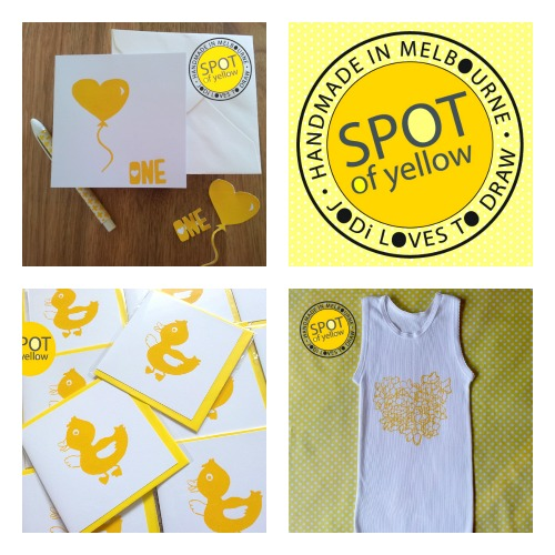 Meet the Maker -Spot of Yellow