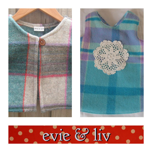 Evie Liv Meet the Maker ~ Evie & Liv