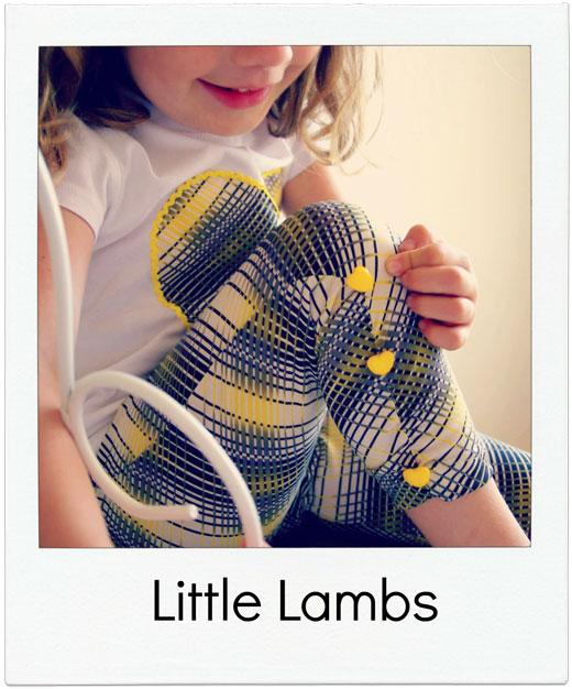 Little-Lambs handmade leggings